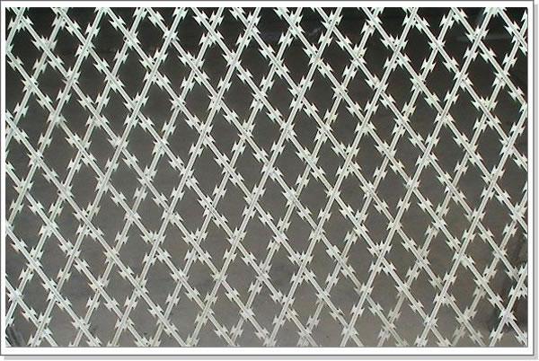Zhengyang焊接了剃刀铁丝网
