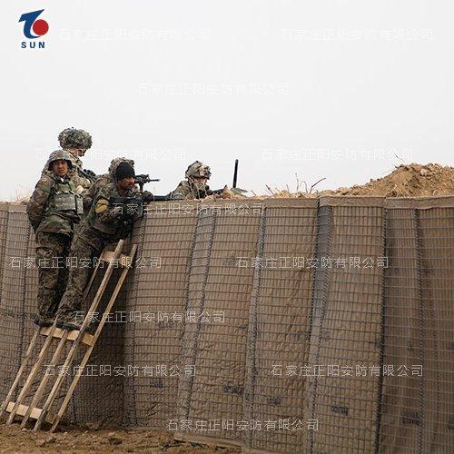 军用防爆墙2